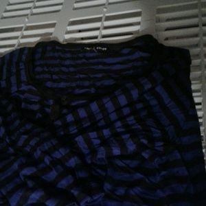 Cable & Gauge 3/4 sleeve shirt in Large